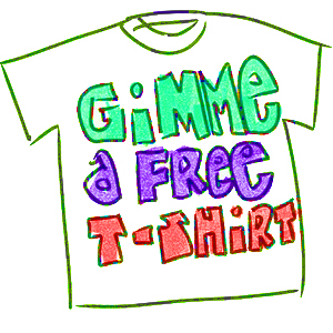 News - 10 Free T shirts must be won - Yes No Maybe | Fresh ...