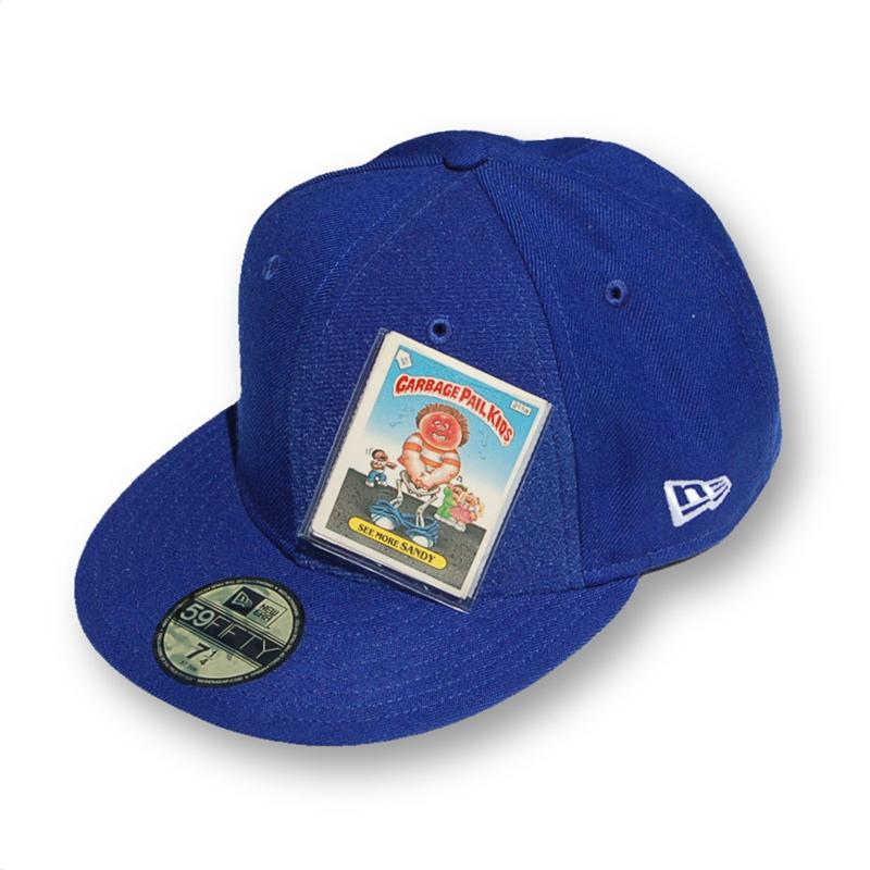 Hook And Loop Card Pouch New Era 59fifty Baseball Cap